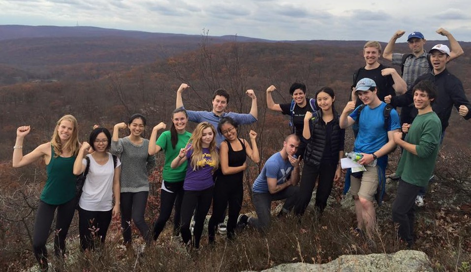Hiking Physical Education And Recreation
