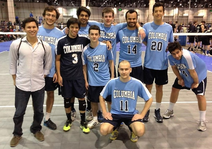 Volleyball Men S Physical Education And Recreation